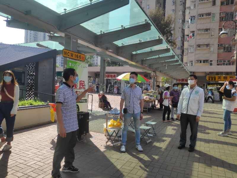 20200430大圍街站選民登記 (1)